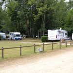 Places camping-car - Camping de Pont Augan - Languidic - Morbihan